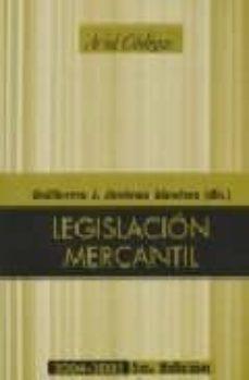 Javiercoterillo.es Legislacion Mercantil 2004-2005 (5ª Ed.) Image