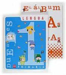 lengua 1 (1º educacion primaria) (proyecto duendes)-pilar solana perez-maria menendez-ponte cruzat-9788434893122