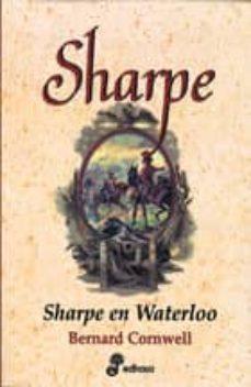 sharpe en waterloo-bernard cornwell-9788435035422