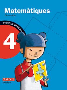 Garumclubgourmet.es Matematiques 4º Primaria (Tram 2.0) Catala Image