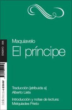 el príncipe (ebook)-nicolas maquiavelo-9788441428522