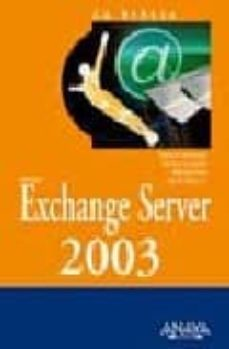Geekmag.es La Biblia De Exchange Server 2003 Image