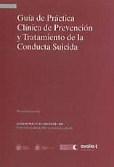 Padella.mx Guia De Practica Clinica De Prevencion Y Tratamiento De La Conduc Ta Suicida Image