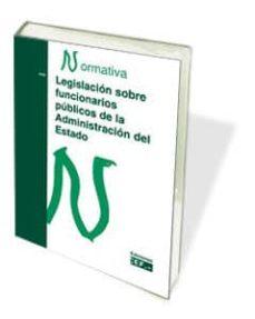 Valentifaineros20015.es Legislacion Sobre Funcionarios Publicos De La Administracion Del Estado 2012 Image