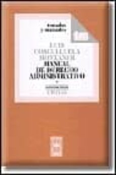 Costosdelaimpunidad.mx Manual De Derecho Administrativo (Vol. I) (12ª Ed.) Image