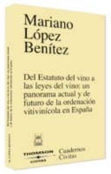 Lofficielhommes.es Del Estatuto Del Vino A Las Leyes Del Vino: Un Panorama Actual Y De Futuro De La Ordenacion Vitivinicola De España Image