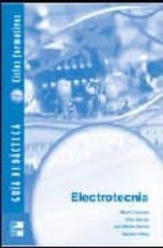 Upgrade6a.es Guia Didactica: Electrotecnia: Ciclos Formativos: Grado Medio Image