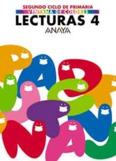Inmaswan.es Lecturas 4: Ventana De Colores (2º Ciclo De Primaria) Image