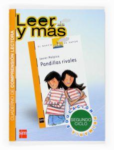 Eldeportedealbacete.es Cuadernillo Comprension Lectora: Pandillas Rivales Image