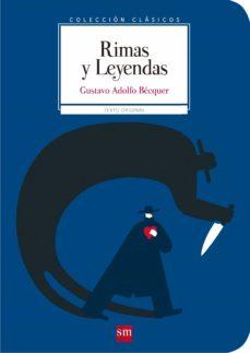 rimas y leyendas (ebook-epub) (ebook)-gustavo adolfo bécquer-9788467591422