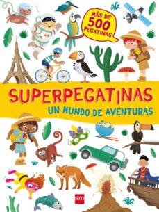 Inmaswan.es Superpegatinas: Un Mundo De Aventuras Image