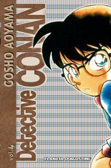Encuentroelemadrid.es Detective Conan Nº 4 (Nueva Edicion) Image