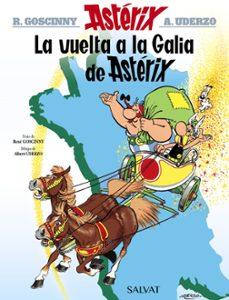 la vuelta a la galia de asterix-rene goscinny-albert uderzo-9788469602522