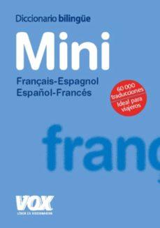 Debatecd.mx Diccionario Vox Mini Français-espagnol / Español-frances Vox-le R Obert Image