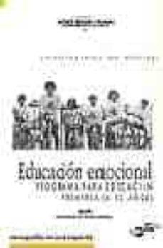 Trailab.it Educacion Emocional: Programa Para Educacion Primaria (6-12 Años) Image