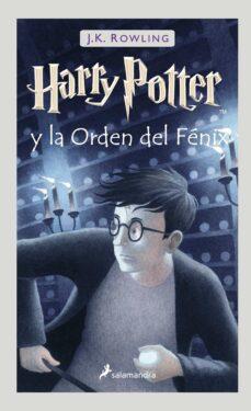 Resultado de imagen de harry potter 5 libro