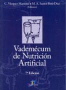 vademecum de nutricion artificial (7ª ed.)-clotilde vazquez martinez-9788479789022