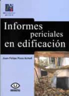 Descargar INFORMES PERICIALES EN EDIFICACION gratis pdf - leer online