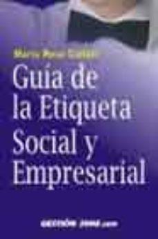 Javiercoterillo.es Guia De La Etiqueta Social Y Empresarial Image