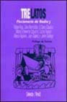 Descarga gratis libros de audio para ipad TRELATOS: FICCIONARIO DE RADIO 3 de  9788482113722  (Literatura española)
