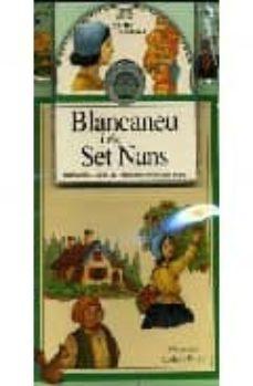 Chapultepecuno.mx Blancaneus I Els Set Nans (Incluye Cd-rom) Image