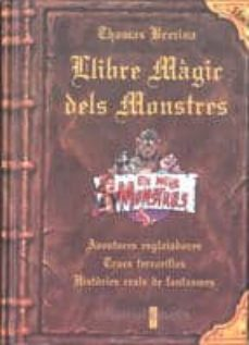 Titantitan.mx Llibre Magic Dels Monstres Image