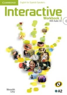 Descarga gratuita de libros de audio de libros electrónicos INTERACTIVE FOR SPANISH SPEAKERS LEVEL 1 WORKBOOK WITH AUDIO CD RTF iBook de MEREDITH LEVY