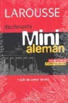 LAROUSSE DICCIONARIO MINI ALEMAN (ESPAÑOL/ALEMAN - DEUTSCH
