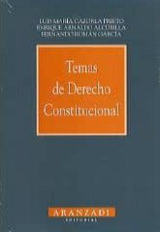 Cdaea.es Temas De Derecho Constitucional Image