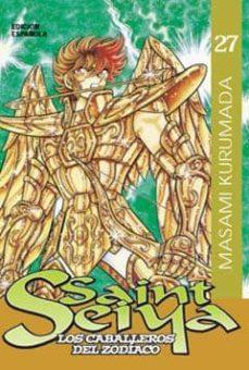 saint seiya: los caballeros del zodiaco nº 27-masaki kurumada-9788484491422
