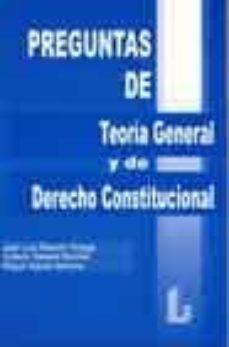 Inmaswan.es Preguntas De Teoria General Y De Derecho Constitucional Image