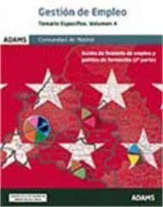 Geekmag.es Gestión De Empleo De La Comunidad De Madrid: Temario Especifico Vol. 4 Image