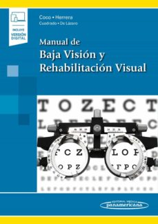 Descargar gratis libros MANUAL DE BAJA VISION Y REHABILITACION VISUAL FB2 PDF DJVU 9788491104322