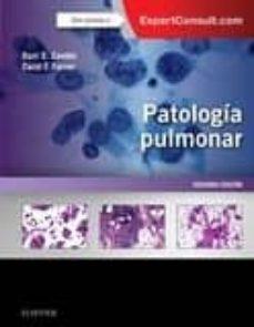 Libros descargados a iphone PATOLOGIA PULMONAR.