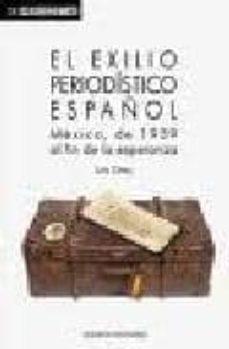 Canapacampana.it El Exilio Periodistico Español: Mexico, De 1939 Al Fin De La Espe Ranza Image