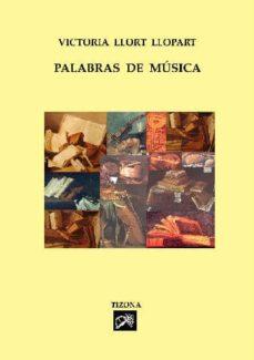 Mrnice.mx Palabras De Musica: Breve Antologia De Pensamientos Musicales Image