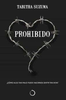 Descarga gratuita de libros de audio con texto. PROHIBIDO  de TABITHA SUZUMA in Spanish 9788494172922