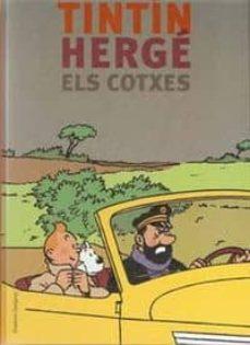 Mrnice.mx Tintin Hergé I Els Cotxes - Cat Image