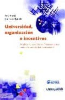 Geekmag.es Universidad, Organizacion E Incentivos Image