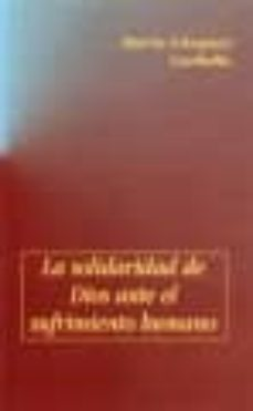 Ojpa.es La Solidaridad De Dios Ante El Sufrimiento Humano: En La Teologia Española Contemporanea Image