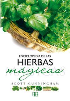 enciclopedia de las hierbas magicas-scott cunningham-9788496111622