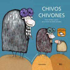 chivos chivones (makakiños)-federico fernandez-9788496388222