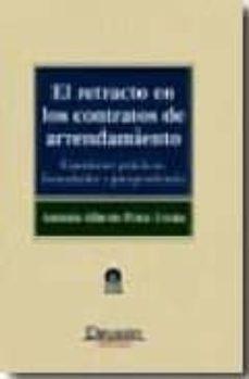 Debatecd.mx El Retracto En Los Contratos De Arrendamiento: Cuestiones Practic As, Formularios Y Jurisprudencia (Incluye Cd) Image