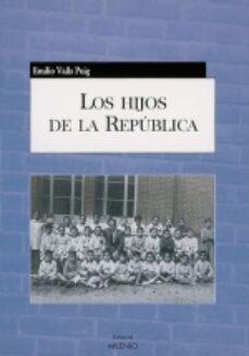 Descargas de libros electrónicos para la tienda de Android LOS HIJOS DE LA REPUBLICA