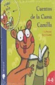 Padella.mx Cuentos De La Cama Camilla + Dvd Image