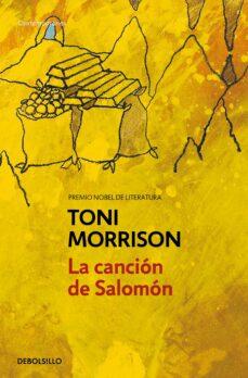 la cancion de salomon-toni morrison-9788497932622