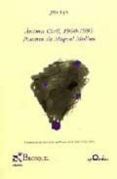 Inmaswan.es Anima Civil 1990-1999: Poemes De Miquel Molins Image