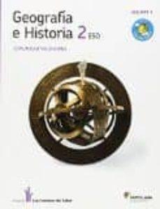Encuentroelemadrid.es Geografia E Historia Vora Caminos Saber Ed 2012 2º Eso Image