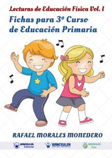 lecturas de educación física. fichas de 3º de primaria (ebook)-rafael morales-9788498232622