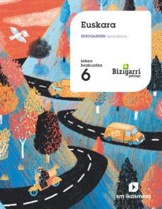 EUSKARA 6º EDUCACION PRIMARIA ED. 2019 PROYECTO MÁS SAVIA (PAIS VASCO)
